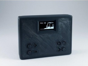esp8266 deauther case buttons case controller deauther deauther box deauther case esp8266 esp8266 box esp8266 case esp8266 oled esp8266 oled case lipo nodemcu wemos
