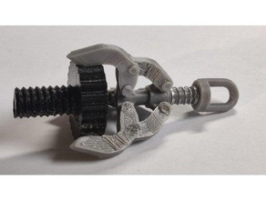 grappling hook claw grappling hook hook keychain