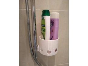 Dusche Shampoo Flasche Halter Unterstützung hansa Dusche Clips + Clip inbegriffen hansa Shampoo Halter Unterstützung Dusche Dusche Zubehör