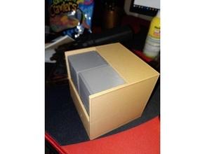 block packing puzzle 3d puzzle block box puzzle brainteaser brain teaser cube puzzle hard mindblowing packing puzzle puzzle puzzle box tray puzzle twisty puzzle