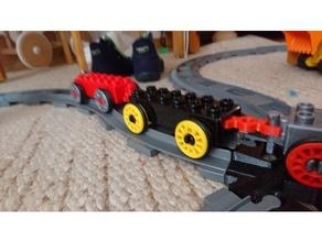 large building bricks compatible train car duplo car duplo compatible duplo train lego lego compatible lego duplo lego duplo train