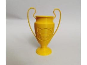pig emoji trophy emoji emoji trophy pig pig emoji uefa uefa champions league uefa trophy