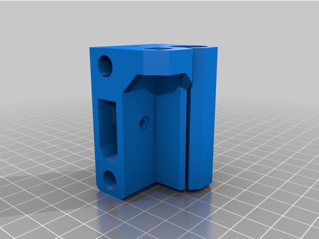 bonsai 3d printer hole id