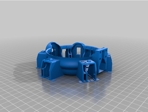 vorpal two-color body vorpal vorpal hexapod
