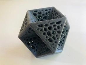 voronoi tétraèdre matrice cuboctaèdre cuboctaèdre octaèdre tétraèdre voronoi