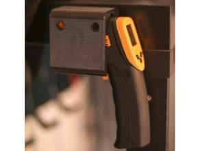 ir thermometer gun holder digital thermometer gun infared infrared thermometer thermometer thermometer clip thermometer holder thermometer mount