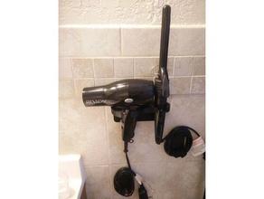 hair dryer curling iron rack bathroom bathroom rack curling iron curling iron holder curling iron rack dryer hair hair dryer hair dryer holder hair dryer holster hair dryer rack holder holster rack