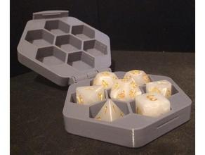 impresión sitio bisagras caso funda fuerte bisagra dd caja soporte torre mazmorras dragones mesa mesa juego azar mesa rpg