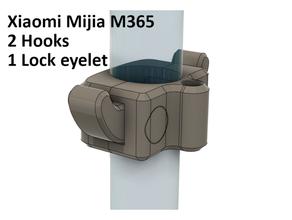 xiaomi mijia m365 hook lock eyelet source file autodesk fusion 360 fusion360 fusion 360 m365 m365 lock mount m365 pro scooter m365 xiaomi m365 xiaomi mijia m365
