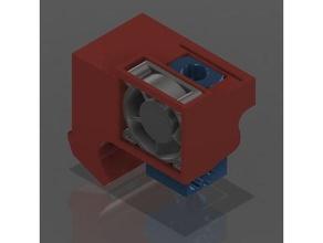 turnigy fabrikator 2 mini creality style hotend holder fabrikator fabrikator mini fabrikator mini 2 turnigy fabrikator