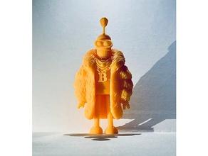 bender magnaccia futurama 3d stampa bender dettagli futurama portachiavi miniatura resina sculp scultura giocattolo