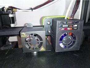 ender 3 pro - hot cover - lm2596 12v 12volt 12v 40mm 12v fan 3d jake 40mm 40mm fan 40x40 40x40x10 40x40 fan 5v fan cooling cooling fan cover creality creality ender 3 creality ender 3 pro creality upgrade ender 3 ender 3 pro ender 3 upgrade ender upgrade fan fan mount fan shroud hotend hotend cooling hot hot cooling lm2596s lm2596 mount mainboard mainboard fan noctua noctua fan noctua fan 40mm replacement shroud silent silent fan upgrade