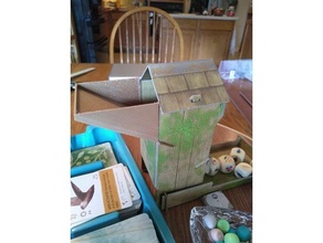 wingspan game dice tower funnel