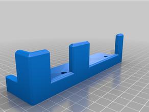 perforar modelo plantilla accesorio 3dverkstan claro escudos us letra 6 agujero