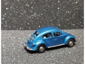vw beetle beetle car display german legend miniature miniatures model models volkswagen vw beetle