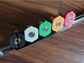pressure washer nozzle holder nozzle nozzle holder pressure pressure washer quarter inch water