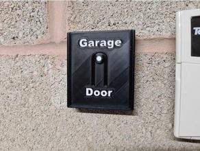 garage door wall mounted remote - universal type remote garage garage door garage door remote garage opener remote wall wall mount