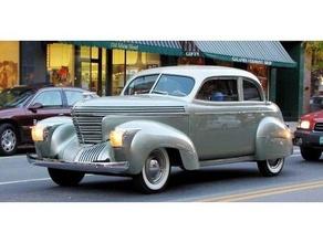 graham-paige model 97 sedan 1939 1937 1938 1939 1940 1941 30s 40s american car car graham graham paige model paige sedan wargame ww2