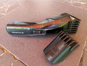 trimmer guardia sostituzione pettine remington hc5150 hc5350 hc5355 hc5356 hc5550 hc575 capelli clippers capelli clipper pettine capelli pettine portachiavi remington sostituzione
