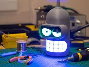 modulare bender testa pi edizione bender futurama lampone pi lampone pi