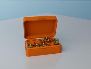 v6 ugello estrusore scatola scatola cerniera ugello estrusore titolare supporto Stampa posto
