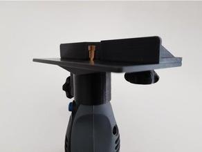 dremel completamente ajustable borde enrutador guía rail dremel guía rail multifuncional enrutador herramienta