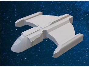 Star Wanderung romulan erkunden Schiff romulan Raumschiff Raumschiff Star Trek Star Wanderung Star Wanderung tng