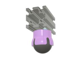 abóbora anti vibração pé antivibração anti vibração bola crialidade crialidade cr 10 crialidade ender 3 amortecedor ender ender3 ender 3 pé abóbora abóbora bola vibração vibração amortecimento