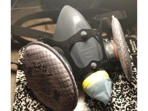 3m filter north honeywell respirator adapter 3m bayonet 3m respirator coronavirus facemask filter honeywell north respirator adapter