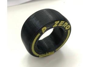 f1 formule paramétré pneu pneu Générateur configurable openscad openrc f1 rc voiture rc pneus nappes pneu pneus pneu pneus