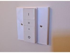 philips hue dimmer switch mount uk light switches hue hue dimmer lightswitch lightswitch cover philips hue