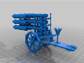grimstorm rocket launcher fantasy warhammer