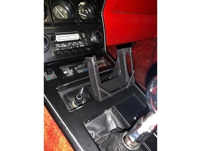 corvette c3 phone holder