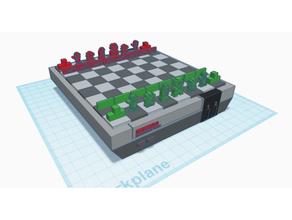 nes Schach einstellen Tafel Schach einstellen Nintendo