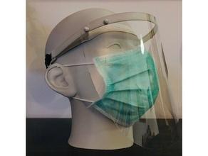 covid 19 ppe visage bouclier continu enfants sécurité confortable covid 19 covidfaceshield masque protection vite impression souple ppe écran protection