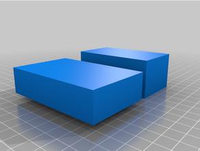 personalizado caja tapa