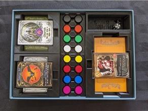 Schatten Jäger Tafel Spiel Box einfügen