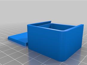 caja corredizo tapa 40x40x20 personalizado