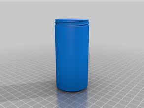 personalizado envase nudoso tapa personalizado