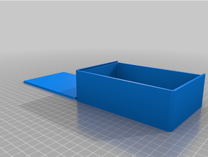 láser lente caja corredizo tapa personalizado