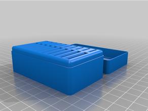 personalizado memoria tarjeta caja tapa personalizador personalizado