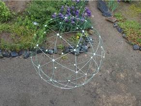 dome connector fiberglass rod dome dome connector fiberglass fiberglass pole geodesic dome geodesic sphere sphere