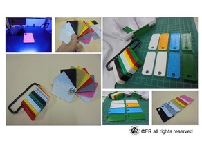 Farbe Tafel Karte anycubic anycubic i3 Mega Tafel Karte Farbe Solidworks Prüfung Prüfung drucken