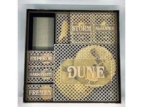 Düne Tafel Spiel einfügen 2019 Ärmel Karten parametrisch Brettspiel Brettspiele Brettspiel Einsätze Tafel Spiel Tafel Spiel einfügen