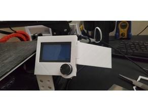 ender 3 Pro lcd caso funda tapa 3d impresora 3d impresión crealidad ender 3 ender ender3 ender 3 ender 3 Pro lcd caso funda lcd monitor lcd soporte
