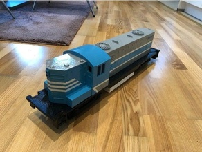 scala emd gp 18 locomotiva diesel locomotiva emd scala giardino Ferrovia giardino ferrovia locomotiva