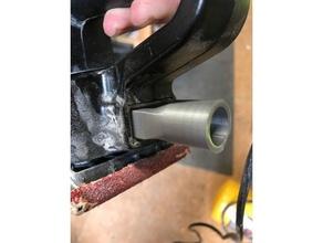 black & decker sander 7448 - vacuum adapter black decker black decker black decker vacuum