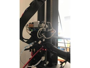 wanhao duplicator i3 cocoon create touch mosfet extruder carriage pcb axis mounting bracket bracket cocoon create cocoon create touch mosfet mosfet holder mosfet mount mounting bracket wanhao wanhao duplicator i3 wanhao i3 wanhao i3 mods