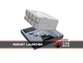 macross rocket launcher launcher macross massassi massassiorder robotech robotech empire rocket rocketlauncher
