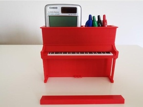 upright piano yamaha u2 pen calculator holder
